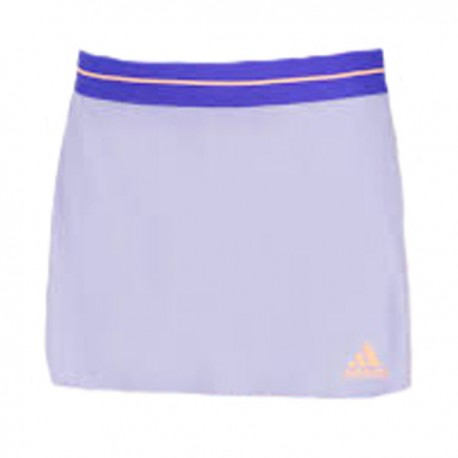 ADIDAS GONNA ADIZERO SKIRT LILLA
