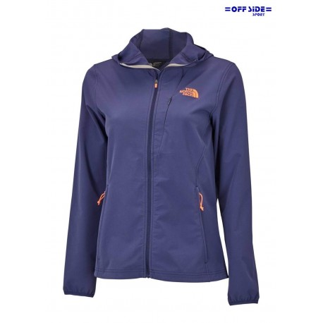 NORTH FACE SOFTSHELL W FULL ZIP HDY