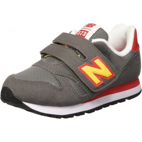 NEW BALANCE (Grey/Orange)