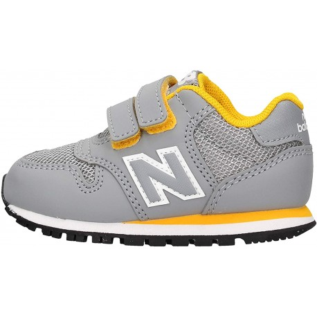 NEW BALANCE (GREY/YELLOW)