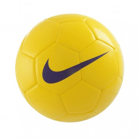 NIKE PALLONE CALCIO TEAM TRAINING GIALLO