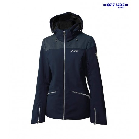 PHENIX VIRGIN SNOW JACKET IN DONNA