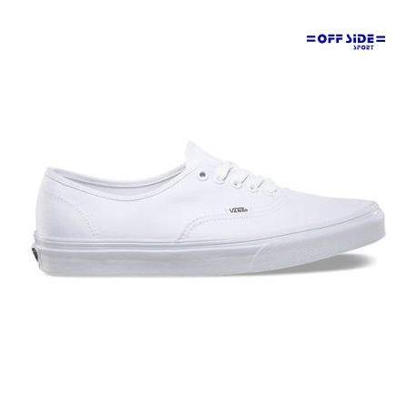 VANS AUTHENTIC scarpa in tela bianca
