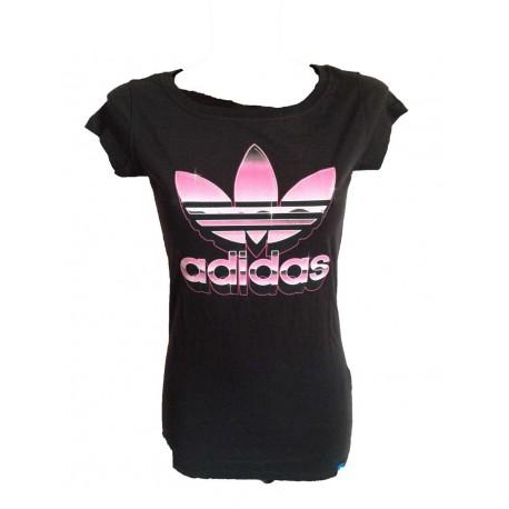 adidas t shirts donna rosa