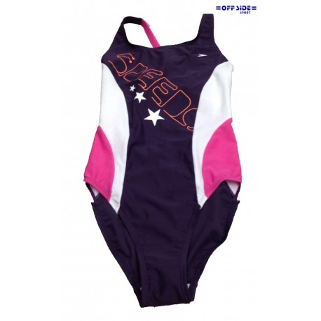 Speedo costume piscina bambina dare 1 pc offside sport for Costumi piscina decathlon