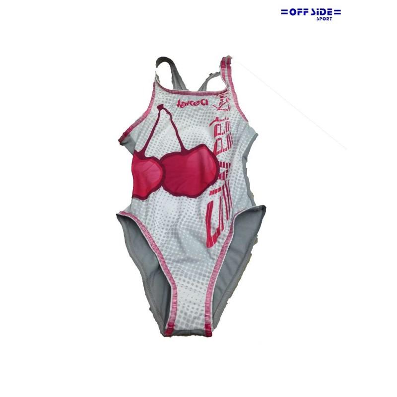 Jaked costume intero ciliegia bambina offside sport faenza - Costume intero uomo piscina ...