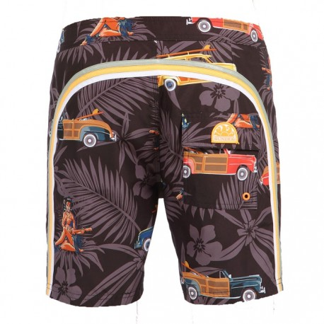 SUNDEK BOXER BS RB LOW RISE 17 004