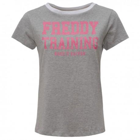 FREDDY t-shirt donna s6wtc9 h27