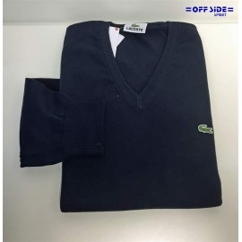 LACOSTE  PULLOVER AH0402 166 MARINE