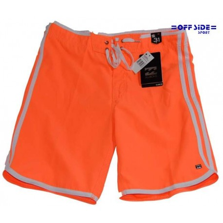 BILLABONG BOXER HABITE VICE ORANGE