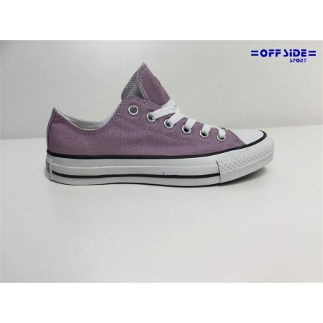 CONVERSE ALL STAR OX LILAC LILLA BASSE