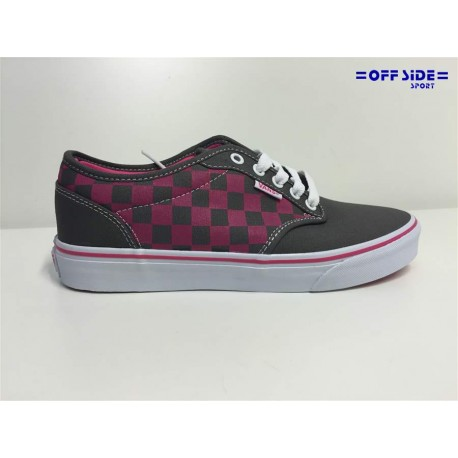 VANS W ATWOOD CHECK GREY VUDMAUM