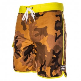 BILLABONG BOXER HABIT VICE CAMOFLAGE