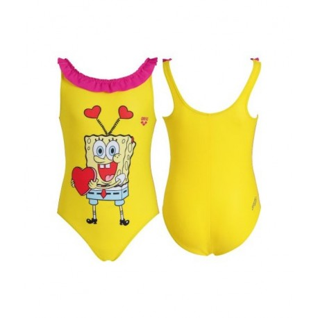 ARENA COSTUME SPONGEBOB BABY YELLO LOVE