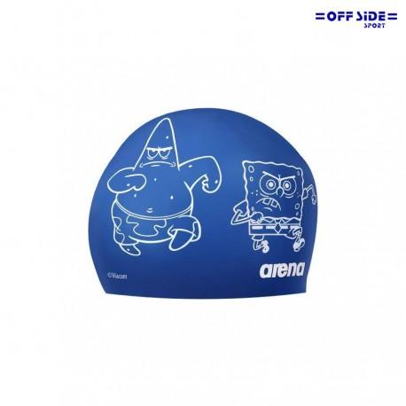 ARENA SPONGEBOB silicon cap 1E287 blue