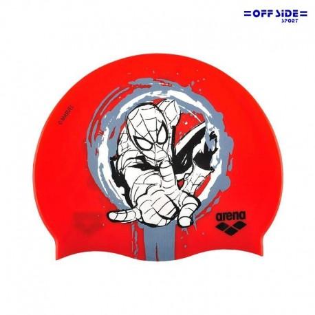 ARENA SPIDER MAN JR SILICONE CAP 0259