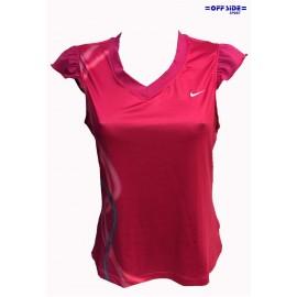 694c63a40eb0 NIKE ABITO TENNIS DRESS WOMAN NERO - Offside Sport Faenza
