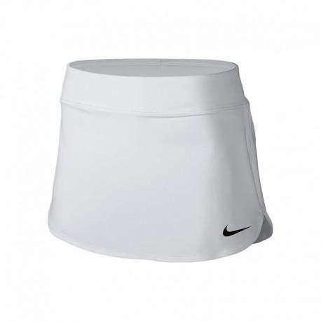 Nike Court Pure SKIRT 728777-100 BIANCA