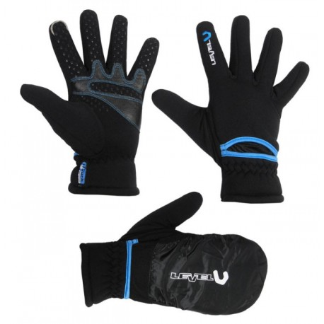LEVEL GLOVE TRAIL POLARTEC I TOUCH 3451G