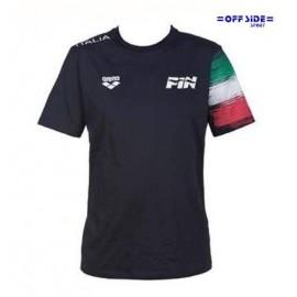 ARENA T-SHIRT ITALIA FIN 001013 701