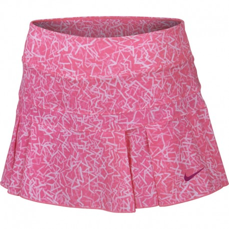 NIKE GONNA TENNIS VICTORY PRINTED SKIRT