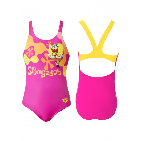 ARENA COSTUME SPONGEBOB ONE JR PINK