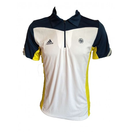 ADIDAS POLO RG ONE COURT ROLAND GARROS