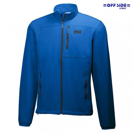 H-H GIACCA SOFTSHELL PARAMOUNT 519 BLUEE