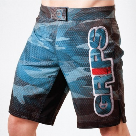 SHORTS TRAINING GRIPS CARBON ARMY MMA