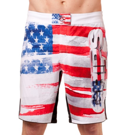 SHORTS TRAINING GRIPS AMERICANO  MMA