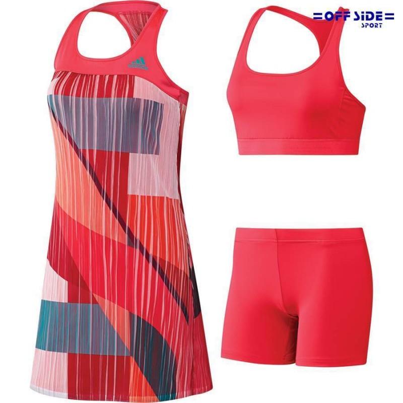 fbb3e40dd3d1 ADIDAS ADIZERO DRESS Ana Ivanovic AO1291 - Offside Sport Faenza
