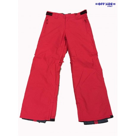 BILLABONG CLASSIC  PANT SNOWBOARD rosso