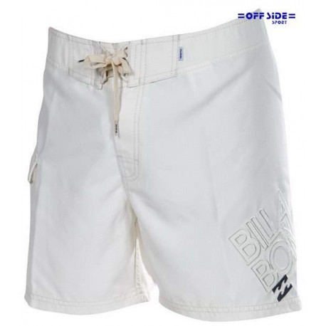 BILLABONG BOXER RUM POINT BIANCO J1RT01