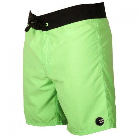 BILLABONG BOXER UNIT POINT VERDE FLUO