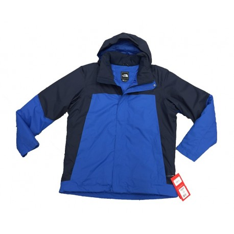 THE NORTH FACE GIACCA UOMO KADIRA BLUETE